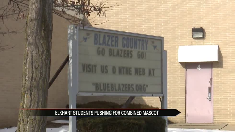 Students sign petition to change the mascot for Elkhart High...